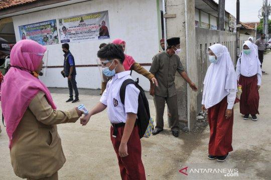 12 daerah di Jawa Barat siap selenggarakan pembelajaran tatap muka
