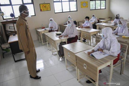 Kabupaten Tabalong Kalsel keluarkan izin pembelajaran tatap muka