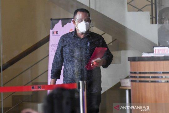 KPK periksa Bupati Lampung Selatan konfirmasi barang bukti yang disita