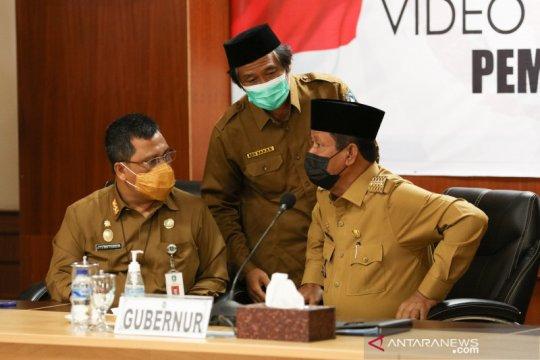 Gubernur: Usulan pelantikan pejabat Kepri dibatalkan Kemendagri