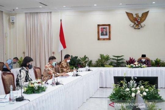 Wapres susun sistem baru untuk pembangunan Papua dan Papua Barat