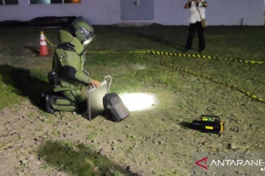 Polisi: Simulasi ancaman bom tidak terkait Natal