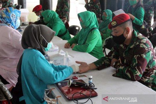 Peringati hari Juang Kartika, Grup 1 Kopassus gelar donor darah