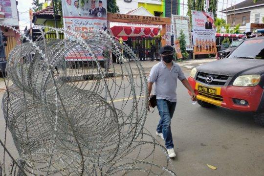 Polri mempertebal pengamanan PSU di Manokwari