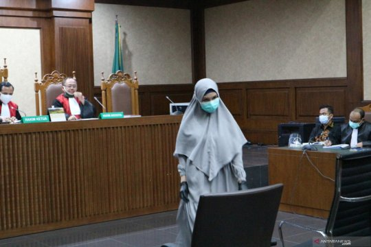 Pinangki klaim inginkan eksekusi Djoko Tjandra tapi tak lapor atasan