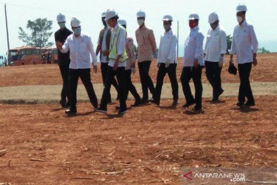 Penjualan lahan industri Jakarta dan sekitarnya tumbuh 68,4 persen