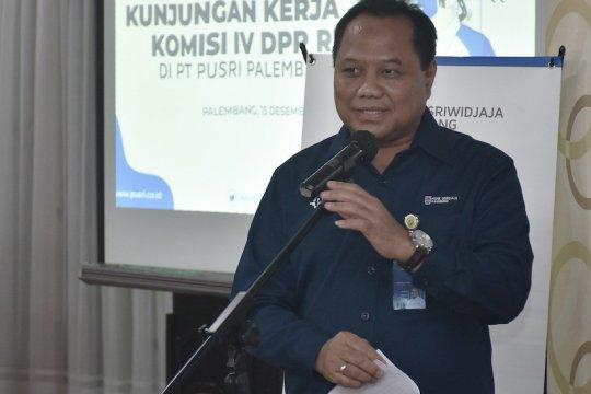 Pusri munculkan Dumai dan Palembang, alternatif bangun pabrik baru
