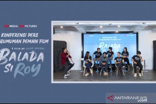 """Film """"Balada Si Roy"""" umumkan nama-nama pemain"""