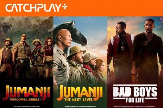 Catchplay+ gandeng Sony Pictures hadirkan konten hiburan