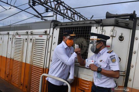 Pemprov DKI wajibkan tes cepat antigen untuk keluar-masuk Jakarta