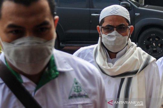 Habib Muchsin Alatas diperiksa Polda Jabar terkait kerumuman di Megamendung