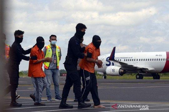 37 nama teroris beredar bukan 23 teroris dibawa ke Jakarta