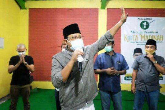 Gus Ipul-Adi raih kemenangan di Pilkada Kota Pasuruan