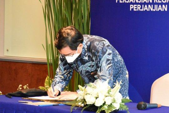 PII beri penjaminan pemerintah untuk proyek air minum di Pekanbaru