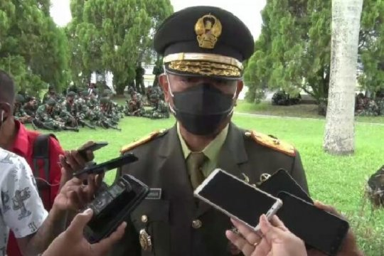 Danrem 172/PWY: Almarhum Letjen Herman Asaribab sosok pemimpin panutan