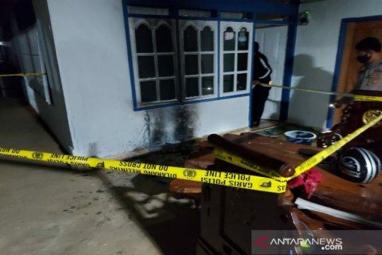 Rumah Ketua KPU Muna dilempari bom molotov