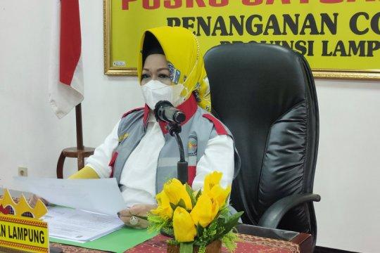 Jumlah pasien sembuh dari COVID-19 di Lampung bertambah 185 orang