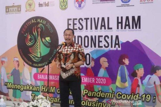 Festival HAM tahun 2020 di Banjarmasin resmi dibuka