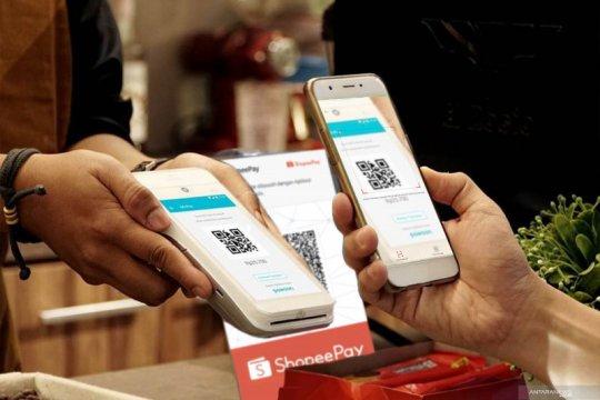 ShopeePay dan Pawoon dorong transaksi nontunai untuk UMKM