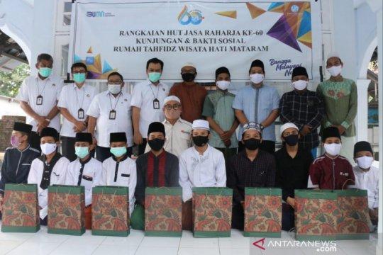 Peduli penghafal Al-Quran, Jasa Raharja NTB salurkan bantuan