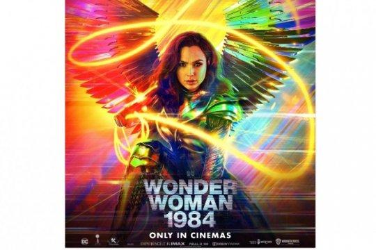 """""""Wonder Woman 1984"""" resmi tayang di bioskop Indonesia"""