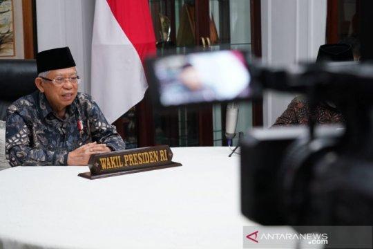 Wapres: Indeks e-government Indonesia masih rendah di ASEAN