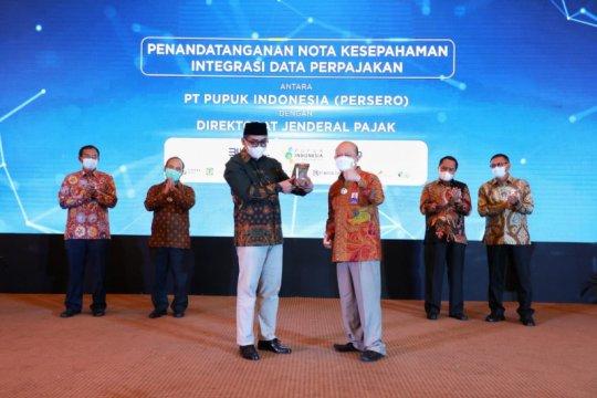 Ditjen Pajak-Pupuk Indonesia sepakati integrasi data perpajakan