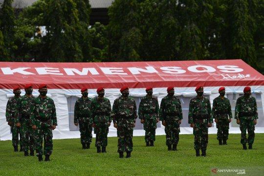 DPR RI berharap Kopassus terus bantu program pemerintah