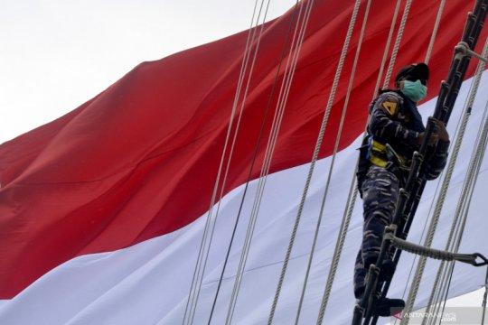 Selesai misi di Tual, KRI Bima Suci bertolak ke Kota Kupang