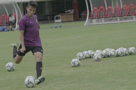Pemain muda PSM nyaman di timnas U-16 meski baru bergabung
