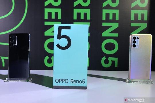Oppo Reno5 bawa sederet teknologi dalam desain