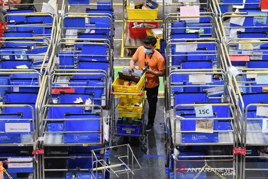 Nilai transaski e-commerce capai Rp180,74 triliun hingga kuartal III 2020