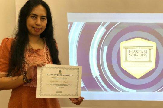 Dosen Indonesia di Rusia terima Hassan Wirajuda Pelindungan Award 2020