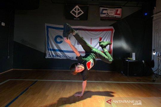 Breakdancing dipilih Olimpiade Paris untuk pikat generasi muda