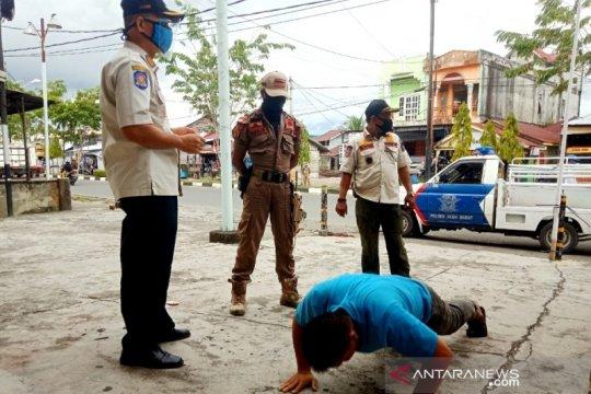Aceh Barat belum terapkan denda bagi pelanggar protokol kesehatan