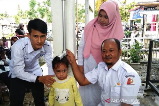 Pemkab Nagan Raya Aceh berhasil turunkan angka kekerdilan selama 2020