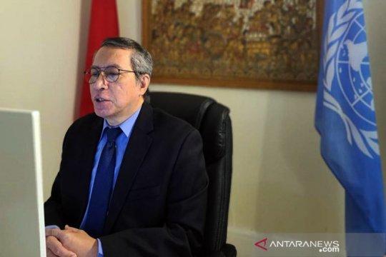 Indonesia sukses pimpin tiga Komite DK PBB
