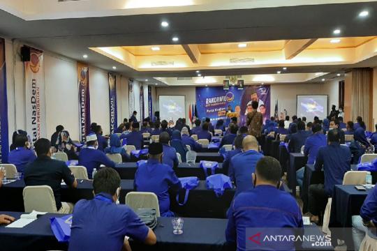 Partai NasDem Aceh pertahankan politik tanpa mahar pada Pilkada 2022