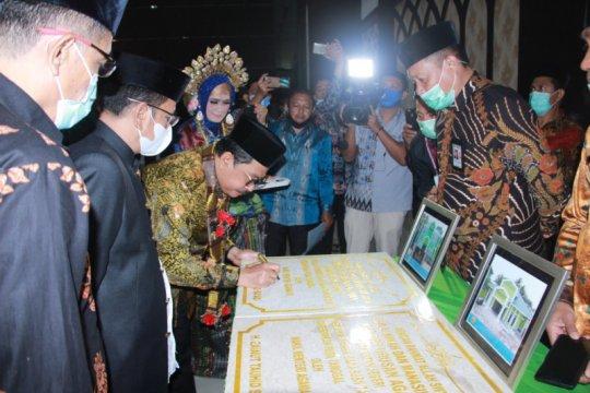 Wakil Menag resmikan 15 gedung balai nikah di Sulsel