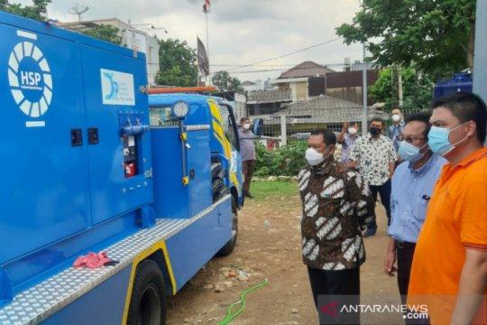 Sudin SDA Jakarta Utara siapkan empat pompa mobile