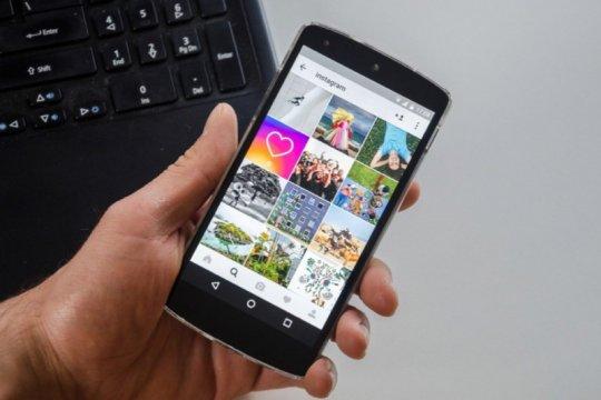 Cara membuat foto Best Nine 2020 di Instagram