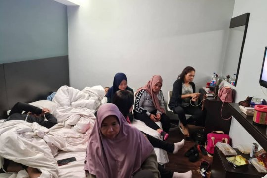KBRI Kuala Lumpur konfirmasi penahanan 37 WNI ke polisi Malaysia
