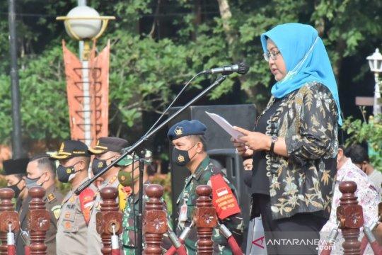 Kabupaten Bogor gelar apel kesiapsiagaan Pilkades serentak