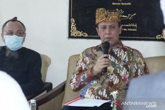 Kepala BNPT sambangi PHDI Bali perkuat sinergitas keberagaman