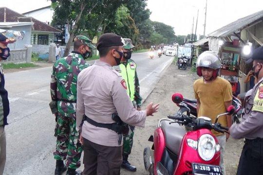 Warga Lebak-Banten diimbau polisi patuhi prokes cegah COVID-19