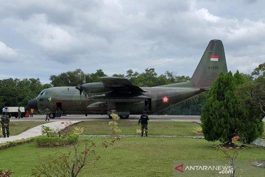 Puluhan napi narkoba di Riau dipindah ke Nusakambangan