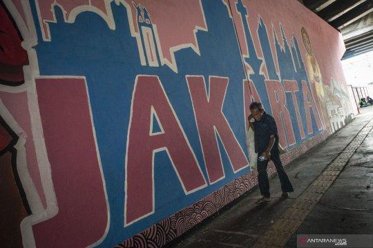 Mural Jakarta Kolaborasi