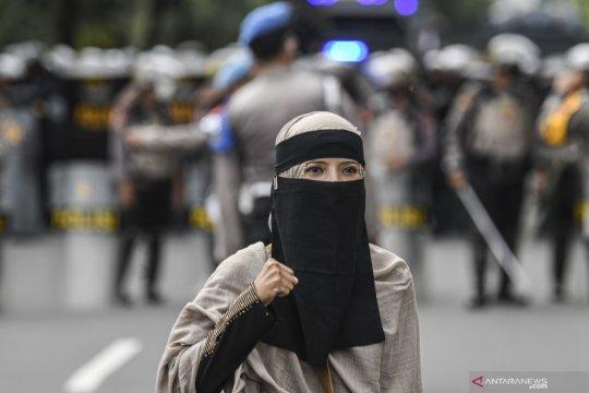 Koordinator lapangan demo 1812 penuhi panggilan polisi
