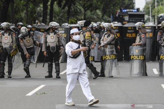 Polisi akan periksa saksi ahli terkait aksi demo 1812