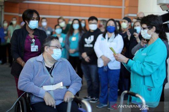 WHO: Amerika dominasi rekor kasus mingguan COVID-19 dunia